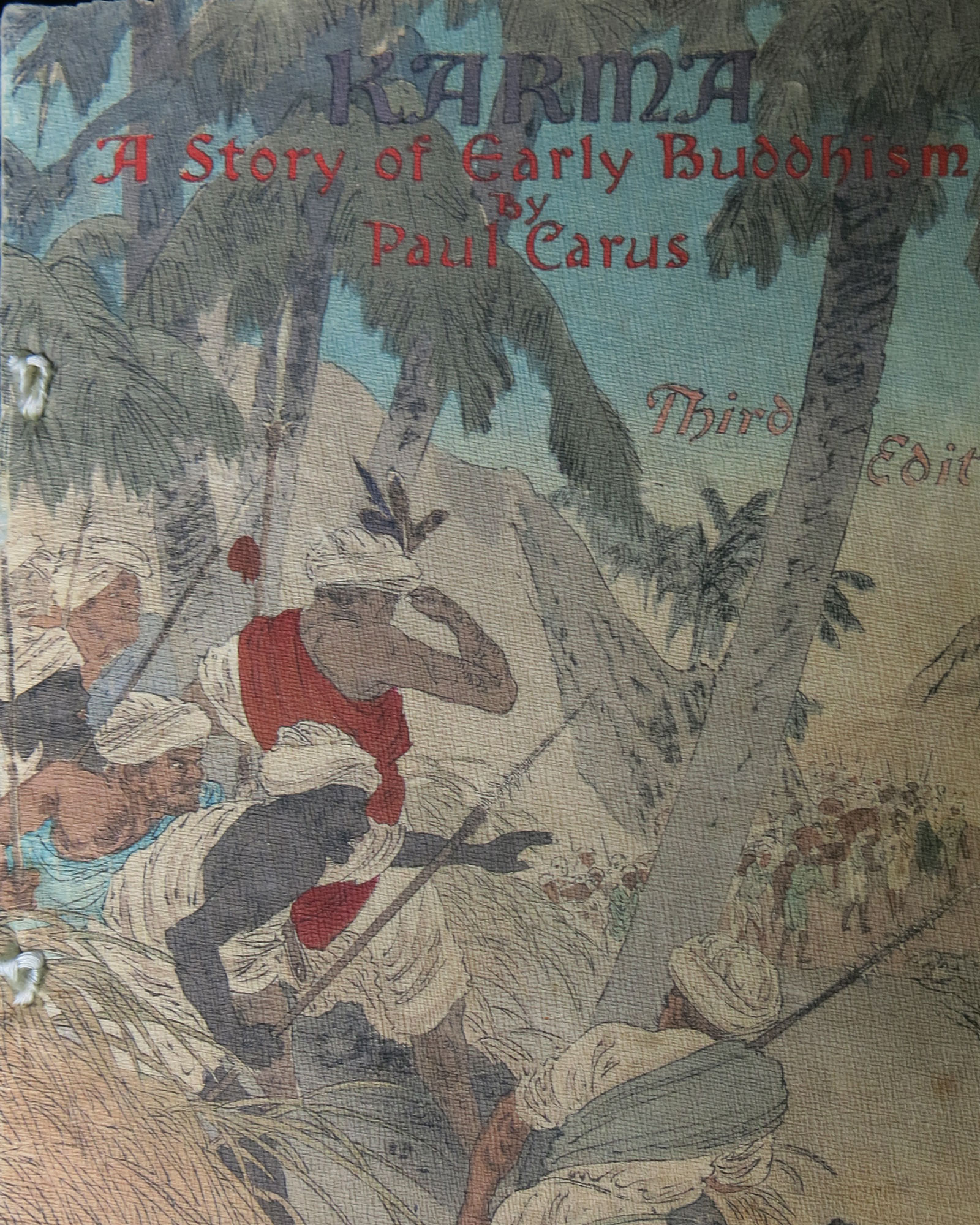 A Story of Early Buddhism