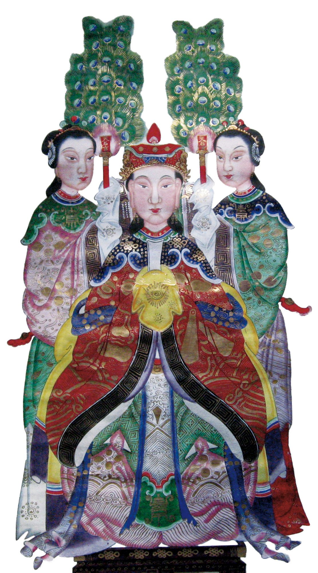 Unsigned Daoist Paintings