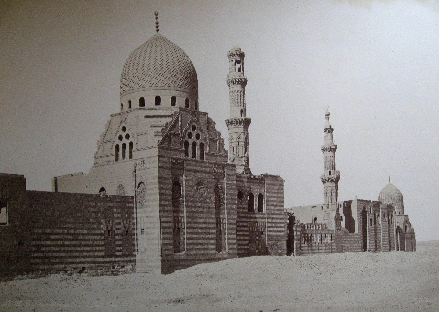 Détail du ? Tombeau et mosquée Emir el-Gich, Caire