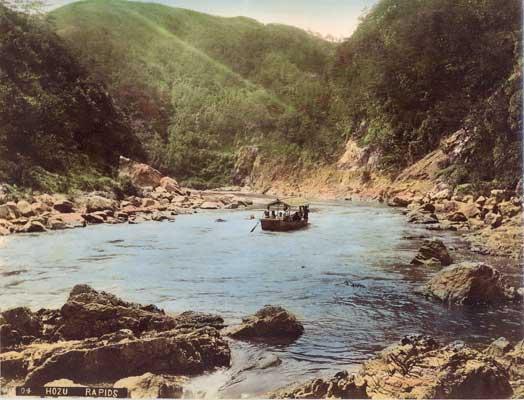 Hozu Rapids