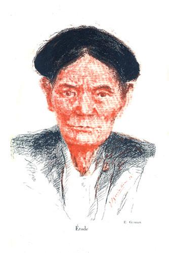 Plume (la) indochinoise, revue littéraire et artistique bi-mensuelle. Avec : les Pages indochinoises